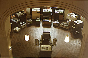 Trivial Machines 1 - Osthaus-Museum 1992